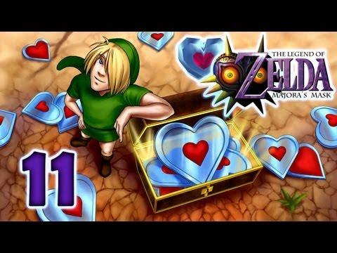 Let's Search Herzteile [Zelda Majora's Mask][#11] - Herzteil 39 bis 40 von 68!