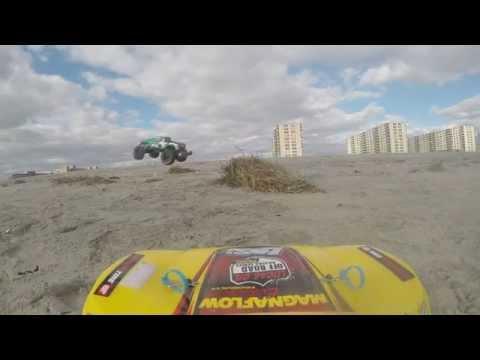 ecx in action (rockaway beach)
