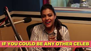 Kajol reveals the scariest thing she has ever done | Malishka Ki SlamBook |