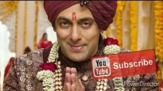 অবশেষে বিয়ের পিড়িতে বসছেন সালমান খান ১৮ নভেম্বর Salman Khan finally got married