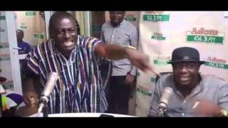 Pastor Love & Captain Smart Fight Over Obaapa Christy (Full Video)