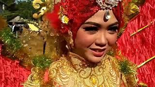#KarnavalBudaya, Cantik Banget Maskotnya SMK TARUNA BALEN BOJONEGORO Ikutan Karnaval Budaya