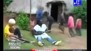 une francaise bien integre en pays bamiléké cameroun baganté