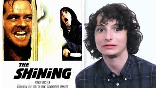 """It"" & ""Stranger Things"" Star Finn Wolfhard Tests His"