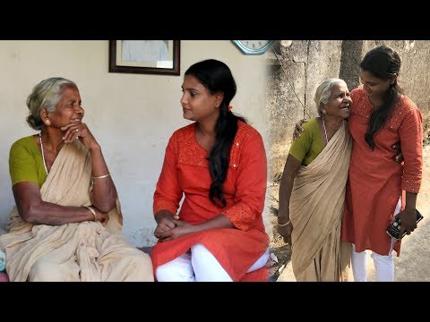 Sridevi Helping For Poor People at Beemali Village in Vizianagaram Dist Help 5 MsSridevi