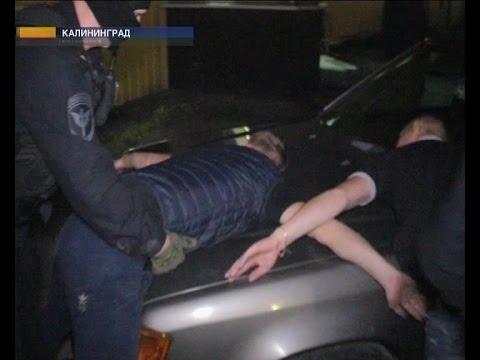 задаержание проституток в калининграде