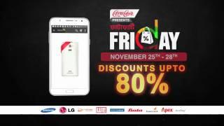 Coca-Cola Presents Daraz Fatafati Friday 2016, the Biggest Sale of the Year!