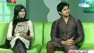 Bangla Star Celebreties Talk Show  Amar Ami With Niloy And Shokh