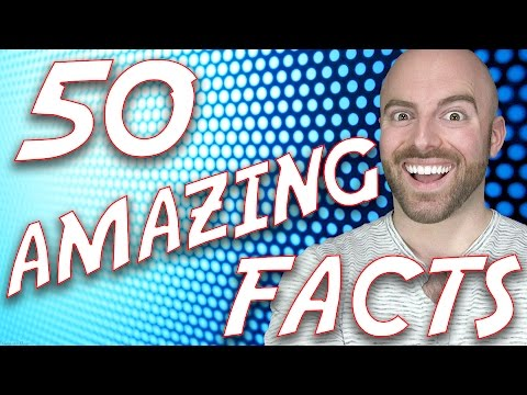 watch 50 AMAZING Facts to Blow your Mind! #58