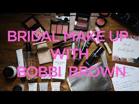Bobbi Brown Bridal Make Up Event