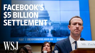 What the FTC's Crackdown on Facebook Means for User Data | WSJ