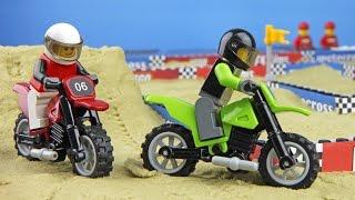 Lego Motocross Race