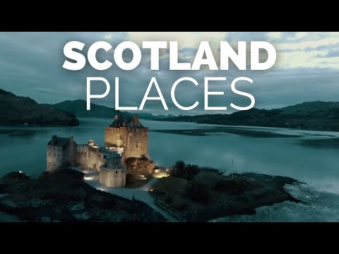 10 Best Places to Visit in Scotland Travel Video