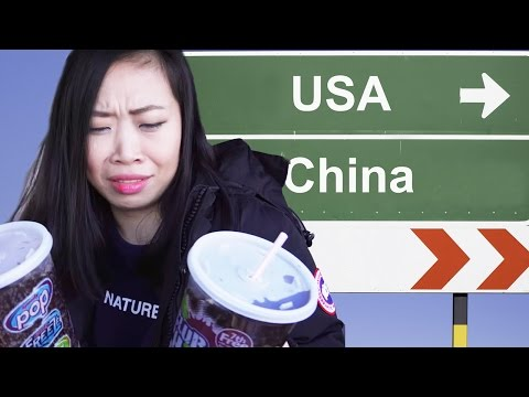 watch What My Chinese Wife Found Weird About America
