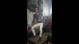 افجر رقص ممكن تشوفو ف حياتك_رقص شعبي حر++18_رقص(ناصر الوحداني ٢٠١٨) علي مهرجان الجدر علي الكستبان