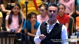 Dinçer Özer ile 11. Vurmalı Çalgılar Festivali - Tamamı - TRT Avaz
