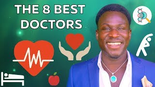 How to Heal Yourself - The 8 Best Doctors