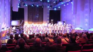 Royal Academy of Music Musical Theatre Company sing BBC TV signature tunes