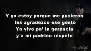 Gerardo Ortiz - Damaso  (letra) HD