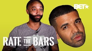Rate The Bars w/ Joe Budden
