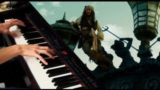 One Day  - Hans Zimmer - Pirates of the Caribbean (Piano Cover)