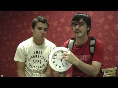 Regra 13 Como olhar as horas num relógio