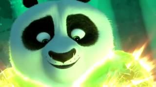 Kung Fu Panda 3 - Po vs Kai pelea completa mejores momentos