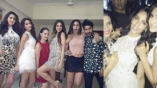 Bigg Boss 9 Contestant Nora Fatehi's CRAZY Dance At Her Birthday Party