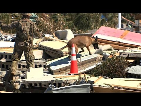 Xxx Mp4 Crews In Mexico Beach Hope To Find More Survivors In Hurricane Michael S Aftermath 3gp Sex