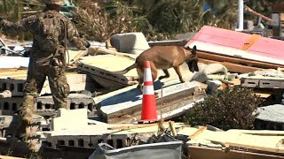 Crews in Mexico Beach hope to find more survivors in Hurricane Michael