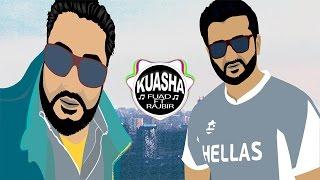 Fuad Ft Kuasha By Rajbir Ahmed - Bangla New Song 2017 - Cartooned Selfie Video