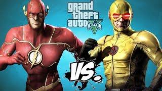 The Flash VS The Reverse Flash - EPIC BATTLE