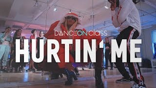 Stefflon Don ft. French Montana - Hurtin' Me | Keenan Cooks Choreography | DanceOn Class
