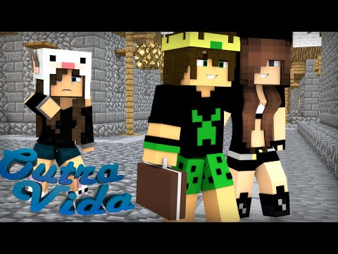 Minecraft: OUTRA VIDA #05 - O CREFITI ME TROCOU?