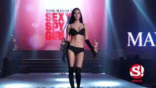 SEXY เซ็กซี่ Miss Maxim Thailand 2015 ประกวดรอบ FINAL!