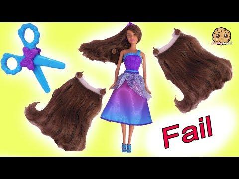 Xxx Mp4 Hair Extension Fail Long Hair Princess Barbie Toy Play Video 3gp Sex