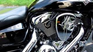 2006 Kawasaki Mean Streak with Vance and Hines exhaust