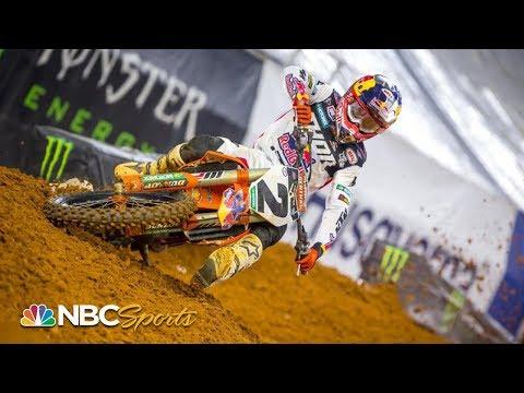 Xxx Mp4 Supercross Round 7 At Arlington EXTENDED HIGHLIGHTS 2 16 19 Motorsports On NBC 3gp Sex