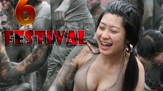 6 Festival Terjorok di Dunia