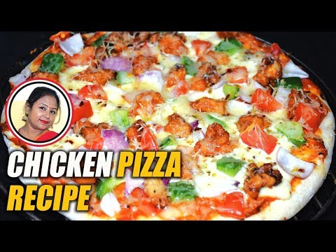 Xxx Mp4 Homemade Chicken Pizza Recipe Video How To Make Pizza With Pizza Base And Pizza Sauce 3gp Sex