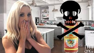 Prank My Spouse With The Worlds Hottest Hot Sauce