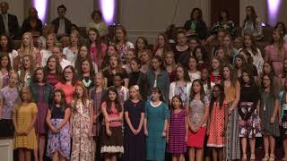 I Am the Bread of Life given by the Temple Teen Choir