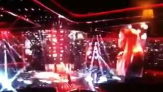 Melanie Amaro: Long Distance preformed on The X Factor seas