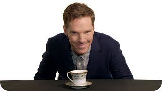 Benedict Cumberbatch Makes a Perfect Cup of Hot Tea // Omaze