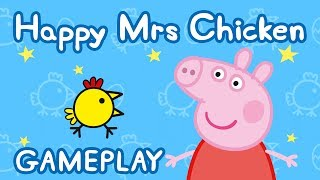 Peppa Pig - Happy Mrs Chicken gameplay (app demo)
