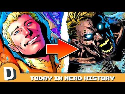 Xxx Mp4 5 Reasons Aquaman Is The Darkest DC Hero 3gp Sex