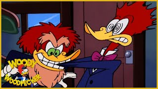 Woody Woodpecker Show | Wild Woodpecker | Full Episode | Cartoons For Children