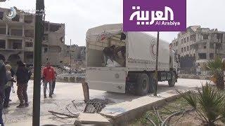 الغارات تصطاد نازحي الغوطة