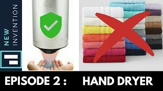 EPISODE 2: How to make a Hand dryer at home
