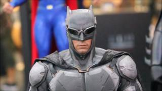 """First Look ! Hot Toys """"Justice League""""  1/6th Tactical Batman@Acghk2017"""
